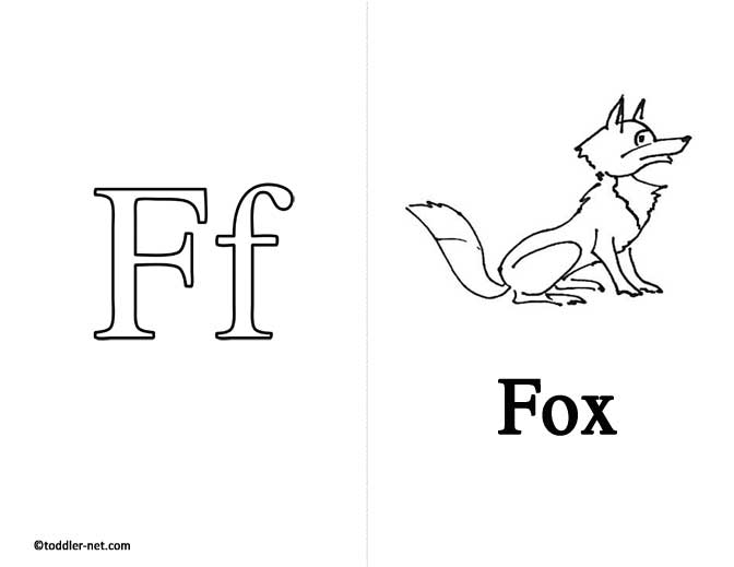 letter f flashcard free printable letter f flashcard and worksheet 505