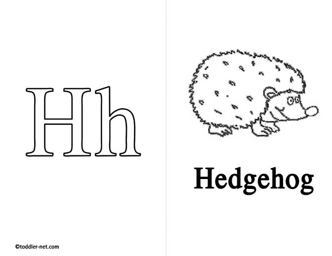 graphic about Letter H Printable known as Free of charge Printable Letter H Flashcard and Worksheet