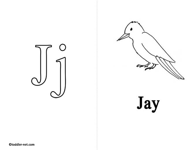 picture regarding Letter J Printable named Totally free Printable Letter J Flashcard and Worksheet