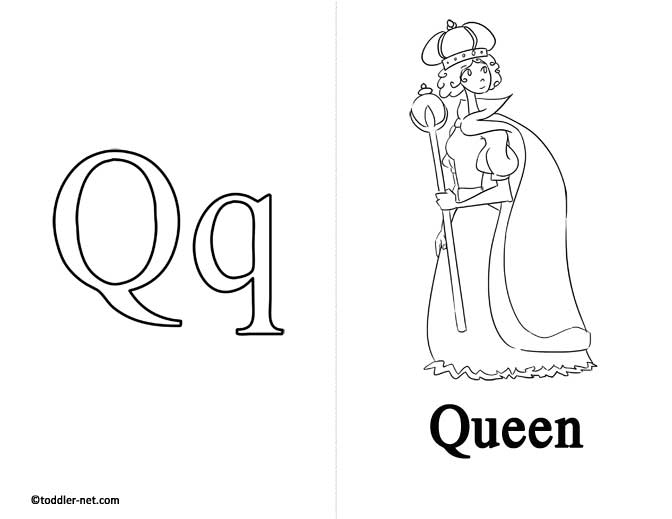 Number Names Worksheets : letter q worksheets for preschool ~ Free ...