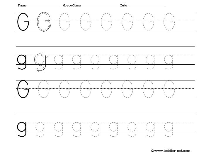 Number Names Worksheets : alphabet tracing page ~ Free Printable ...