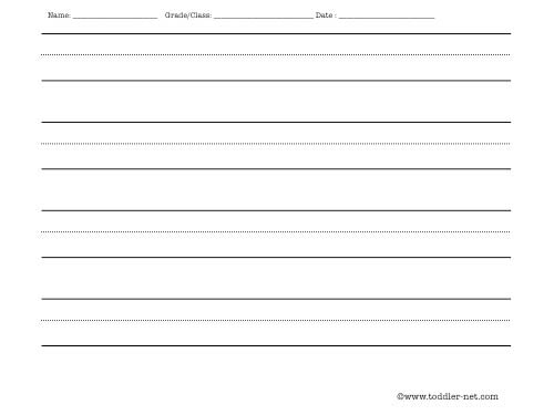 Worksheets Blank Worksheet writing paper blank worksheet big image